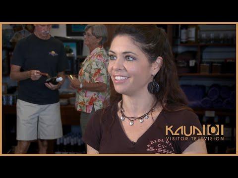 Koloa Rum Tasting Room & Store at Kilohana Planation - KVIC-TV, myKauai.com