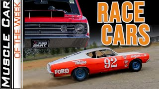 Factory Built And Backed Racers - Muscle Car Of The Week Episode 367