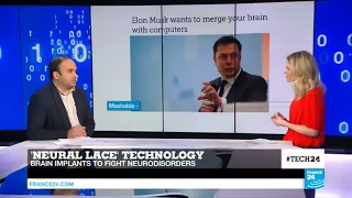 TECH24   Can Elon Musk merge brains with computers?