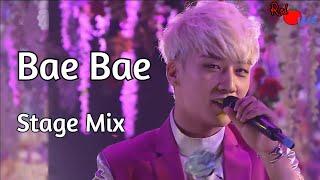BIGBANG 빅뱅 - Bae Bae Stage Mix