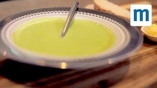 Rachel Allen's quick green soup