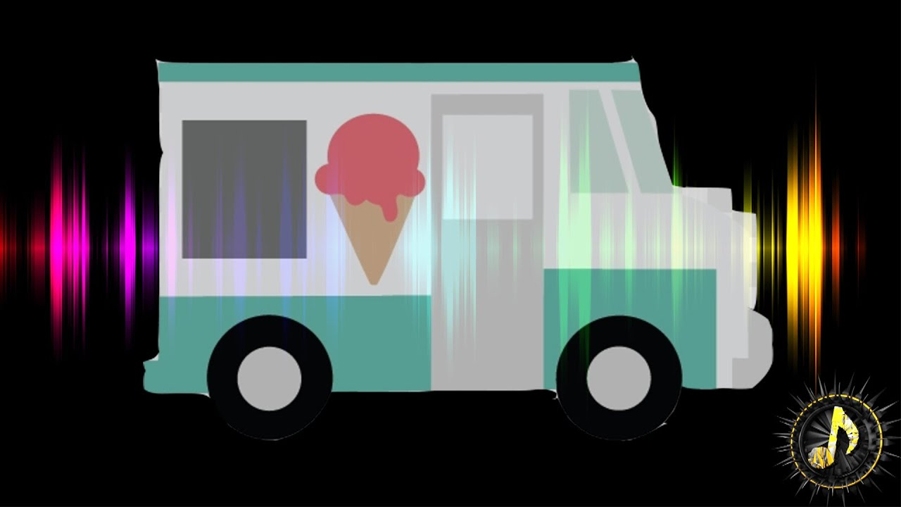Ice Cream Truck Melody Song Sound Effect