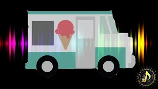 Ice Cream Truck Melody Sound Effect