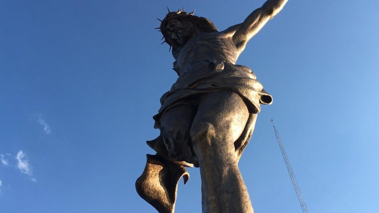 Cristo roto de Aguascalientes