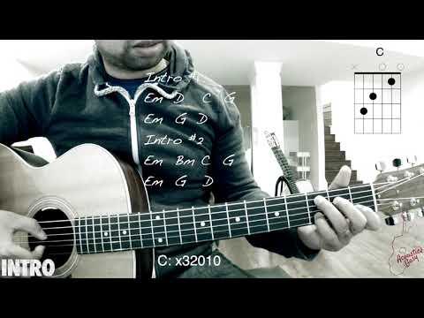 Te Hiara Dia (Mage 4) - Malagasy Guitar  Tutorial