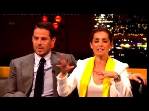 """""""Jamie and Louise Redknapp"""" On The Jonathan Ross Show 4 Ep 19 11 May 2013 Part 3/5"""
