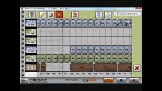 caustic 2 track. the 22.wmv