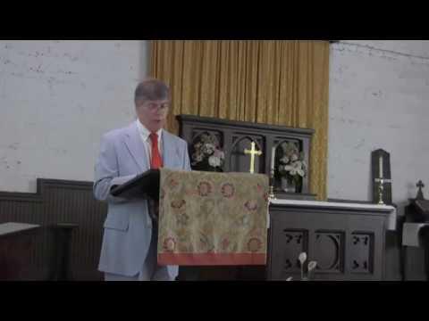 The Burning of Darien, Georgia lecture by historian Buddy Sullivan