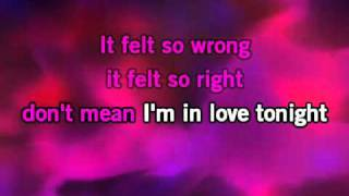 Katy Perry - I Kissed A Girl-Karaoke