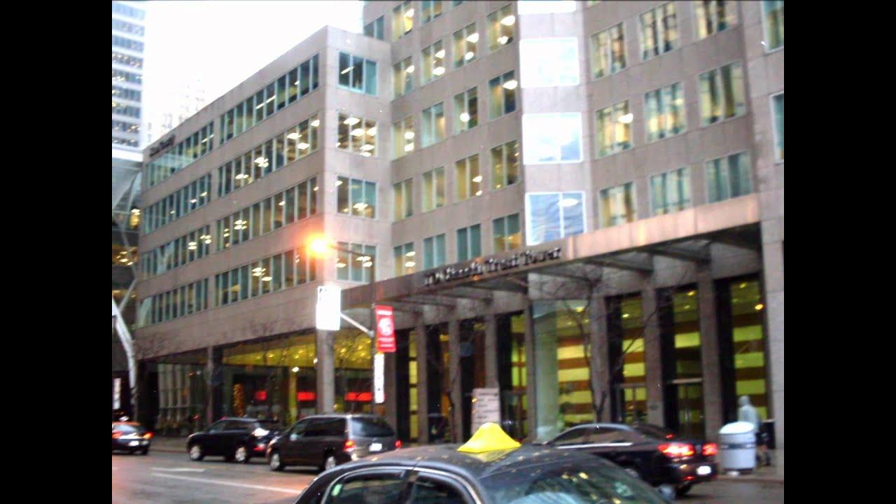 Td Canada Trust Tower 161 Bay St Toronto Market