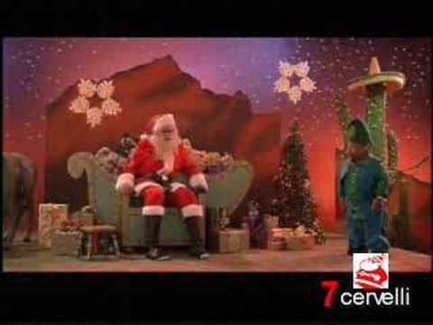 Babbo Natale 7 Cervelli.7 Cervelli Natale A Le Pulci Youtube