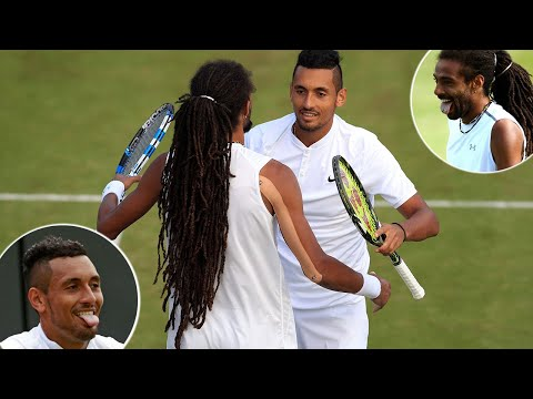 The Tennis Match That Turned Into a Circus Show #2 | Nick Kyrgios VS. Dustin Brown - WivoRN Productions