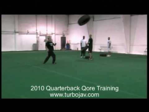 Turbo Qore Quarterback Training DVD 2010