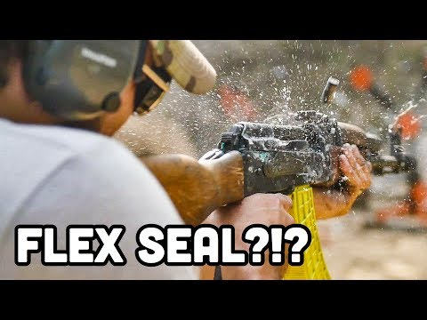 Will It AK? - Flex Seal, Hair Gel, Toothpaste
