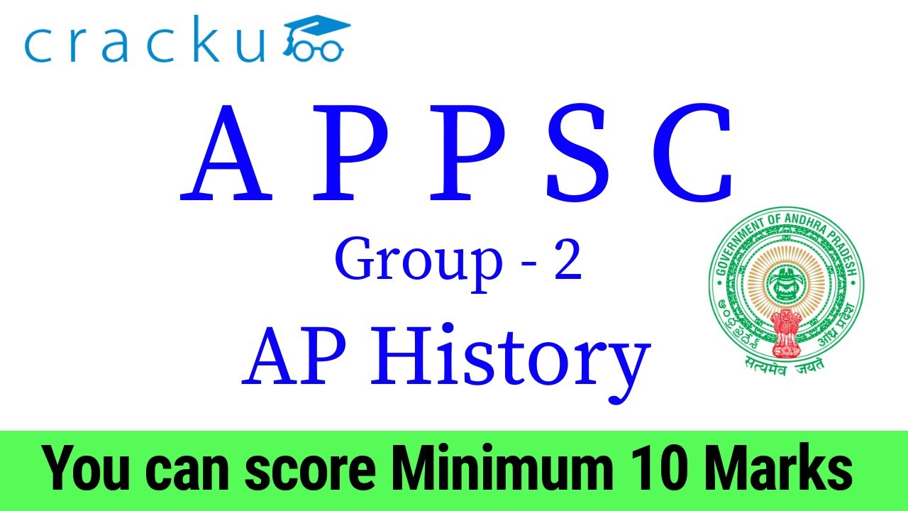 APPSC Group 2 AP History Questions [Most Expected]