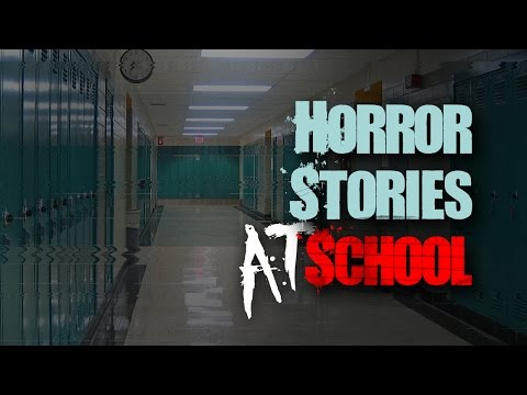 Scary Stories At School Feat. Goodnite Goosebumps