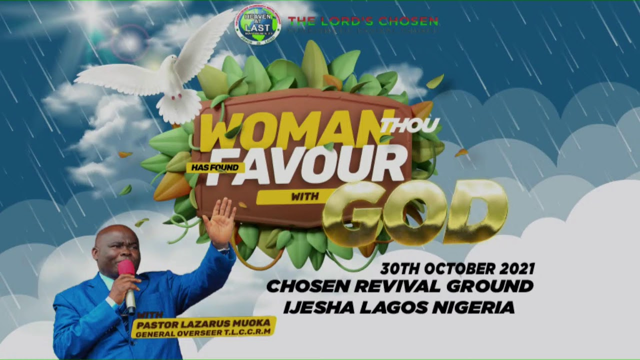Download GOD HAS SWORN TO BLESS YOU (EDO 2021) 17-10-2021 DAY 2