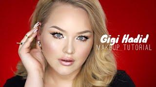 gigi hadid met gala 2015 - prom makeup tutorial