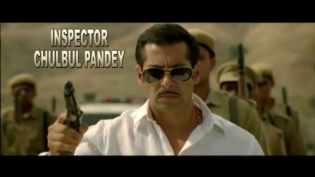 Dabangg Trailer Full HD 1080p