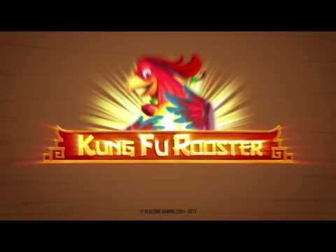 Golden Euro Casino's Kung Fu Rooster