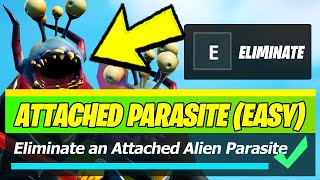 Eliminate an attached alien parasite (EASY GUIDE) - Fortnite