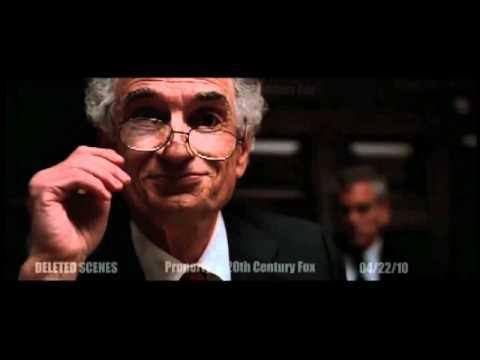Roger Hendricks Simon as Bernie Jacobs in 'Wall Street: Money Never Sleeps' poster