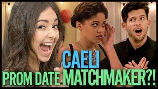PROM MATCHMAKER w / Caeli | HACKING HIGH SCHOOL