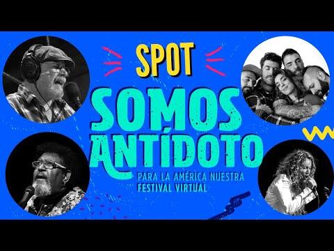 """EFAC - Spot Festival Virtual """"Somos Antídoto"""""""