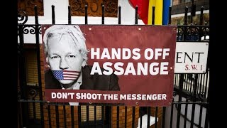 WikiLeaks briefing on criminal case involving Julian Assange, From YouTubeVideos