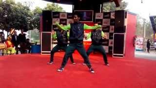 Up wala Thumka lagaun | Conquest Dance Crew | Hip-hop Dance Performance