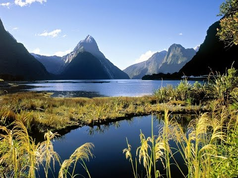 New Zealand in a Camper Van Part 1 (South Island) HD. Revised
