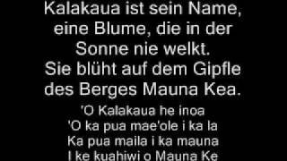He mele no Lilo  - german translation