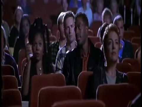 Scary Movie CLEAN Example of Dramatic Irony - YouTube