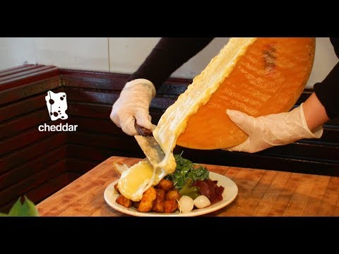 Raclette's Instantly Viral Swiss-Cheese Invasion of NYC - The Business of Going Viral