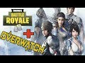 Fortnite + Overwatch   Horizon Source Battle Royale