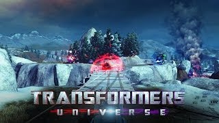 Transformers Universe Gameplay trailer