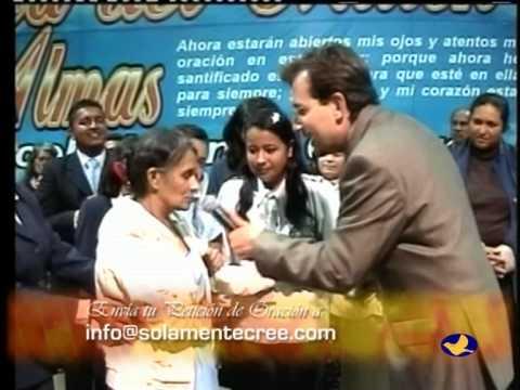 Solamente Cree # 152 Manuel y Toñy · Evangelista Manuel Ramírez de Arellano