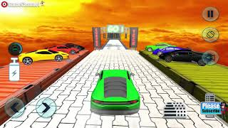Impossible Tracks Car Stunt Racer / Driving 3D Stunt Master / Android Gameplay #3
