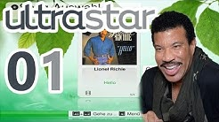 ULTRASTAR DELUXE #01 -  Lionel Richie is looking for you  ► Let's Play Ultrastar Deluxe [GER]