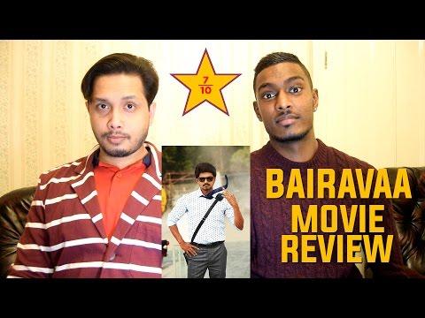 Bairavaa Movie Review | Vijay | Bharathan...