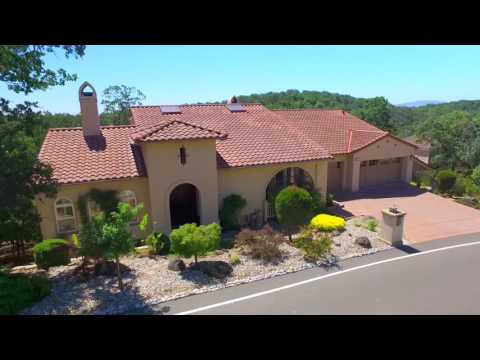 Aerial Video Tour 48 Stonetree Lane, Novato CA Luxury Property For Sale