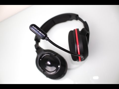 Turtle Beach Ear Force Stealth 450 Wireless Headset Review