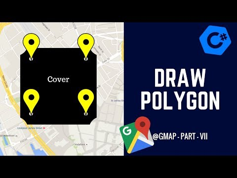 Draw Polyline In Google Map
