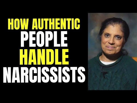 When narcissism meets authenticity