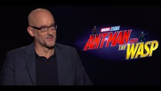 Director Peyton Reed On Creating ANT-MAN AND THE WASP (Macro Filming)
