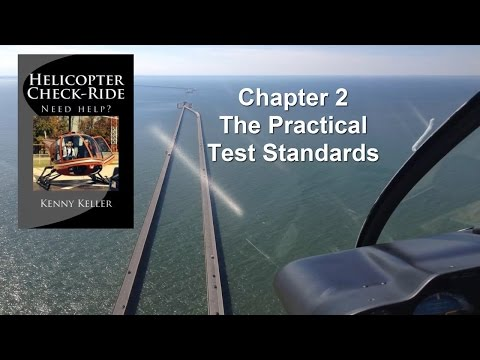 #2 Helicopter Check Ride Ground School The Practical Test Standards
