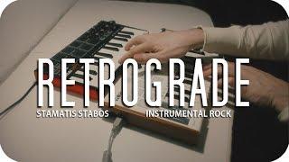 🏮 RETROGRADE by Stabos   Vintage Rock Instrumental Music Video #41