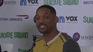 Will Smith Slams Donald Trump For Being An  Embarrassment  To America!