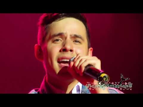 ELEVATOR - David Archuleta live in Manila [HD]