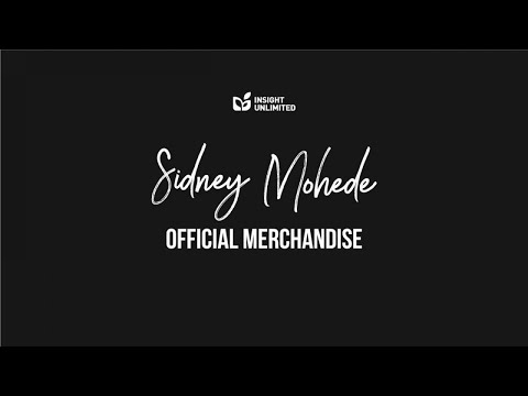 Sidney Mohede - Be Good Be Kind